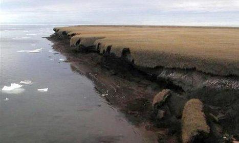 Région Arctique : Le pergélisol, bombe climatique méconnue - LE MATIN.ma | # Uzac chien  indigné | Scoop.it