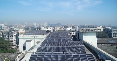 India Solar Rooftop Market Set to Grow at 60% Till 2021 | The Blog's Revue by OlivierSC | Scoop.it