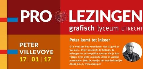 1e Pro•lezing GLU in 2017: Peter komt tot inkeer - Blokboek - Communication Nieuws | BlokBoek e-zine | Scoop.it