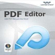 Wondershare PDF Editor 3.6.0.9 Download Free | MYB Softwares | MYB Softwares, Games | Scoop.it