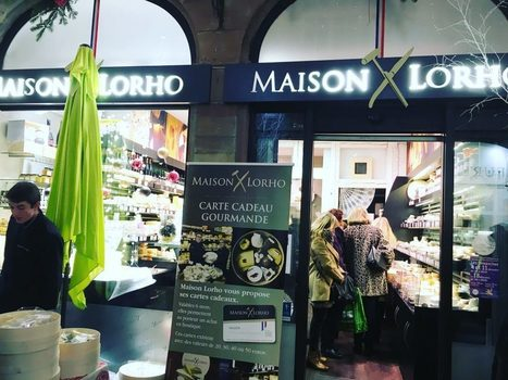 Strasbourg: les bons fromages de Cyrille Lohro | The Voice of Cheese | Scoop.it