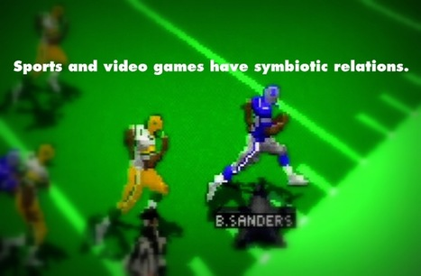 Future of Sports & Gaming: How Broadcasters Can Use Videogames | 3D animation transmedia | Scoop.it