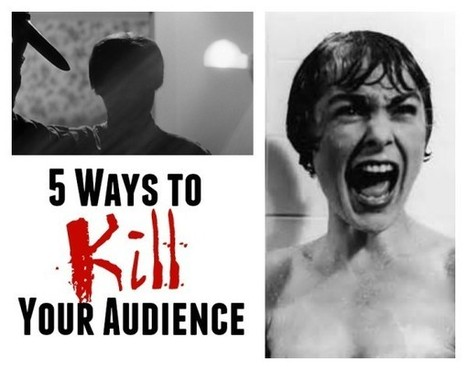 The Perils Of Writing Poorly: 5 Ways To Kill Your Audience | Online Writing | Scoop.it