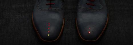 Technologie et intimité, des chaussures qui vous raccompagnent à la maison ! | Cabinet de curiosités numériques | Scoop.it