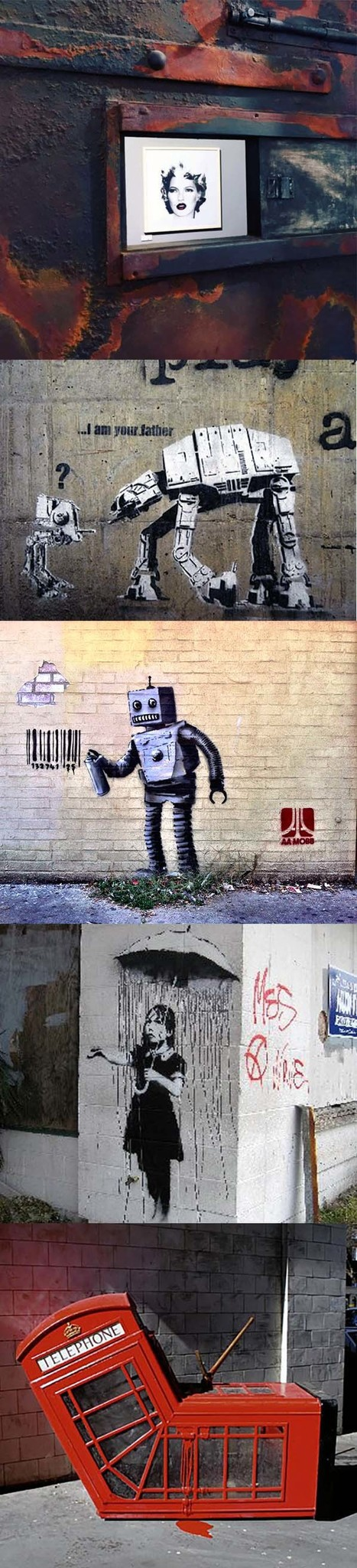 Permanent Banksy - 4 Online Marketing Tips from The Most Elusive Artist | Startup Revolution | Scoop.it