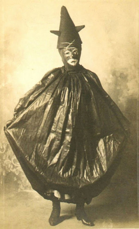 Haunted Air: Halloween Photos 1875-1955 - Boing Boing | Halloween | Scoop.it