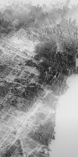 The art of gentrification: city data made beautiful | IB GEOGRAPHY URBAN ENVIRONMENTS LANCASTER | Scoop.it