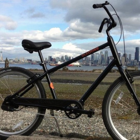 Autobike Wants to Bring People Back to Biking | Gear and gadgets | Scoop.it
