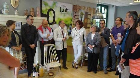 Vallée du Loir : L'office de tourisme s'est refait une beauté | L'office de tourisme du futur | Scoop.it