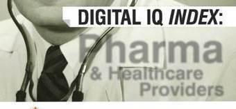 Pharma Digital IQ Study | De la E santé...à la E pharmacie..y a qu'un pas (en fait plusieurs)... | Scoop.it