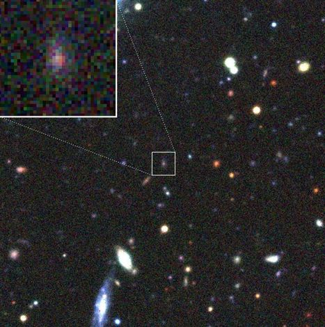 Cosmic illusion revealed: Gravitational lens magnifies supernova | Slash's Science & Technology Scoop | Scoop.it