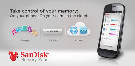 SanDisk Memory Zone (Beta) - AndroidMarket | Android Apps | Scoop.it
