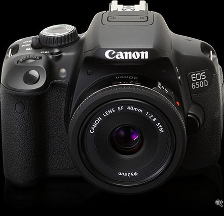 Canon EOS 650D (Rebel T4i) Hands-on Preview | Reviews and comparisons gear | Scoop.it