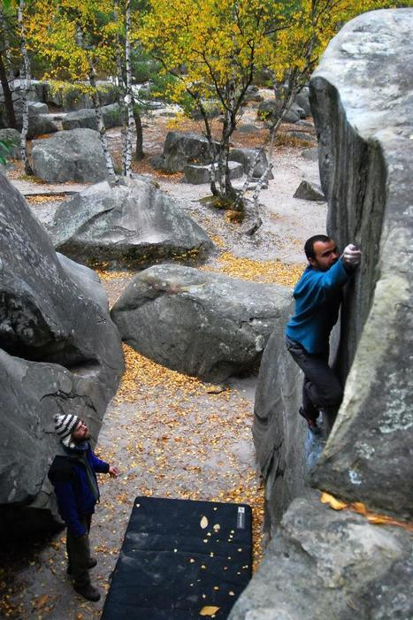 Fall Bouldering in Fontainebleau, France | Adventure Travel destinations | Scoop.it