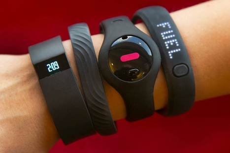 Fitness Trackers Don't Count Calories Well, Study Finds | Kickin' Kickers | Scoop.it