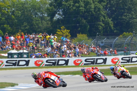 IndyGP 2013 Sunday | Vicki's View Photos | Ductalk Ducati News | Scoop.it
