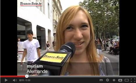 Ce que les Européens pensent des Français | Internet 2013 | Scoop.it