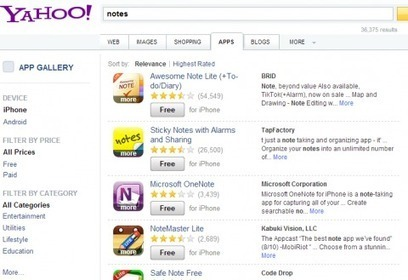 Six search tools to discover Apps for your classroom   iwb's   Scoop.it