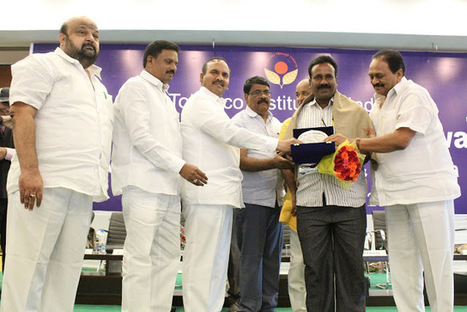 Tobacco Farmers felicitated for adopting modern and scientific farming practices   News Attitude   Scoop.it