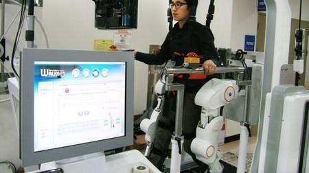 Walkbot exoskeleton rehabilitates stroke survivors   Exoskeleton Systems   Scoop.it