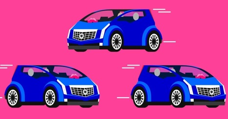 GM and Lyft Are Teaming Up to Build a Network of Self-Driving Cars | Systems Theory | Scoop.it
