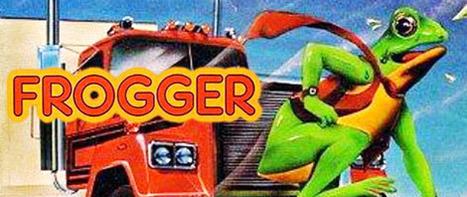 Frogger Arcade sur C64   Vade RETROGames sans tanasse!   Scoop.it