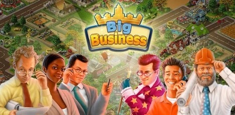 Big Business - Applications Android sur GooglePlay | Cosmic UK | Scoop.it