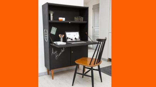Moderniser un secrétaire avec un effet tableau noir | La Revue de Technitoit | Scoop.it