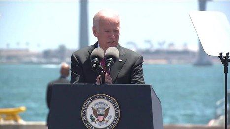 Joe Biden touts Obama's trade enforcement record in San Diego   International Trade   Scoop.it