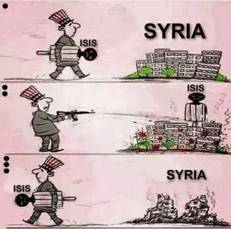 EEUU destruyó deliberadamente las infraestructuras civiles de Siria | La R-Evolución de ARMAK | Scoop.it