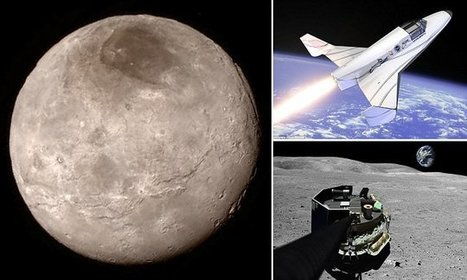 Moon Express gets one step closer to mining the Lunar Surface | Technology in Business Today | Scoop.it