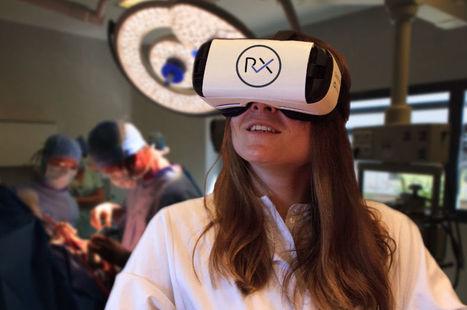 [CES 2017] Revinax fait entrer la réalité virtuelle dans le bloc opératoire | GAMIFICATION & SERIOUS GAMES IN HEALTH by PHARMAGEEK | Scoop.it