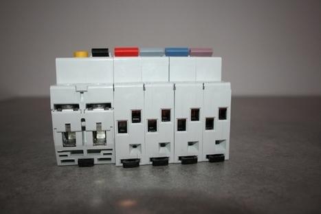Disjoncteur et matériel pour le tableau électrique EATON   Bricolage - Le faire soi même   Scoop.it