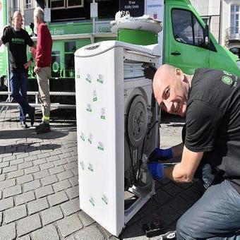 Nantes. Envie 44 lance un service de réparation pour les particuliers | AIRTEM PièceDePro, votre partenaire pour l'électroportatif | Scoop.it