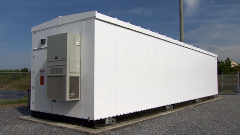 Energy Storage for Australian Business - Energy Storage Direct | An Electric World | Scoop.it