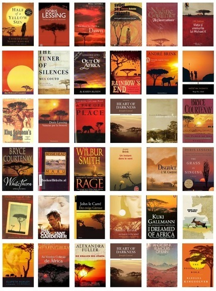 Why Every Book About Africa Has the Same Cover | Teachers Toolbox | Scoop.it