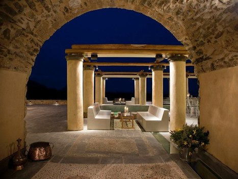Kinsterna Hotel and Spa | travelling 2 Greece | Scoop.it