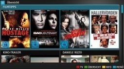 German RTL launches free VOD via HbbTV | HbbTV | Scoop.it