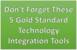 Don't Forget These 5 Great Tech Integration Tools | MyWeb4Ed | MyWeb4Ed | Scoop.it