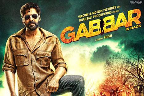 Gabbar Is Back 720p