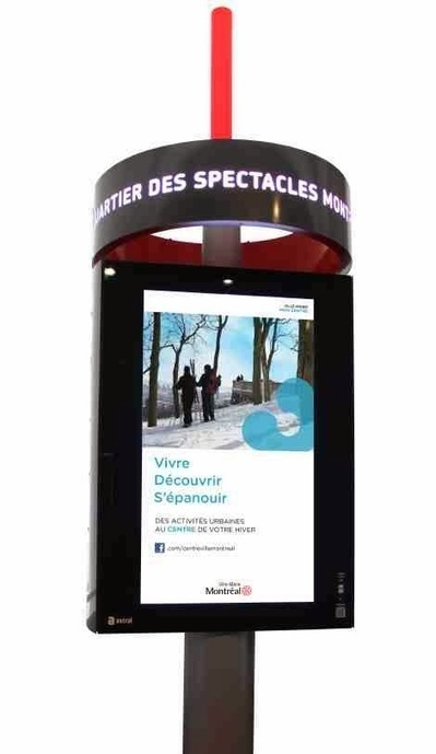 Digital Signage in Canada | The Meeddya Group | Scoop.it