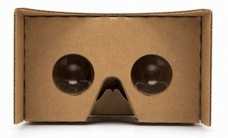 4 aplicaciones para disfrutar la Realidad Virtual en tu móvil...!!! | VIRTUAL_Edutec | Scoop.it