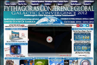 Pythagoras Conference Global Galactic Convergence 2012 | 11th Dimension Publishing | Scoop.it