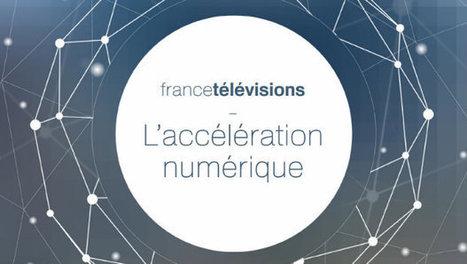 Bilan de l'activité numérique de France Télévisions : socialtv, tv connectée, mobile ... | second screen | Scoop.it