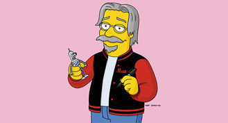 Matt Groening Reveals the Location of the Real Springfield | Looks - Photography - Images & Visual Languages | Scoop.it