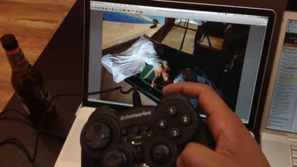 Using A Game Controller To Cull & Sort Files In Lightroom | Photography Gear News | Scoop.it