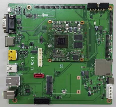 EmbPower Provides Nvidia Tegra K1 RTX Modules, Carrier Boards, and Industrial Computers | Embedded Systems News | Scoop.it
