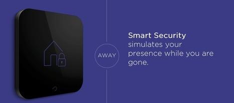Goldee: l'interrupteur connecté pour tous les piloter | Soho et e-House : Vie numérique familiale | Scoop.it