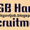 Latest Government Jobs In India