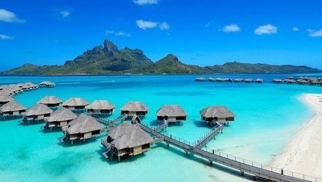 The World's 10 Most Incredible Island Resorts [SLIDESHOW] | Tourism Today & Tomorrow | Scoop.it